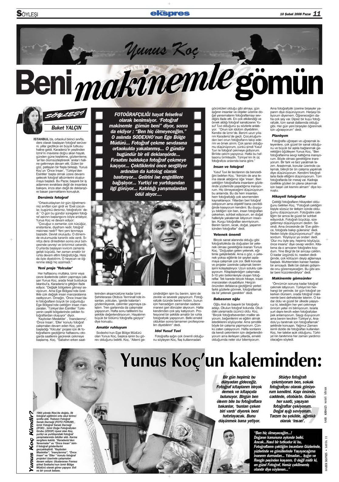 2008-02-19 Yunus Koç